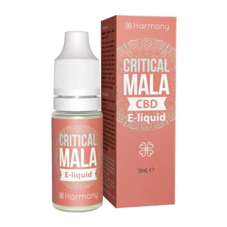 e-liquid cbd harmony sabor critical mala 10ml