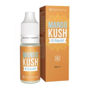 e-liquid cbd harmony sabor mango kush 10ml