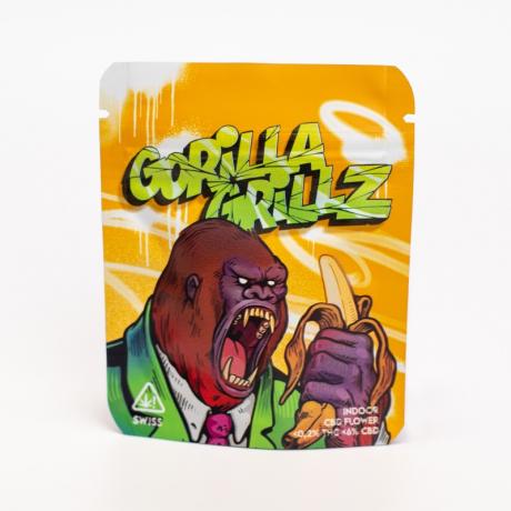 Bolsa de gorilla grillz cogollos cbd