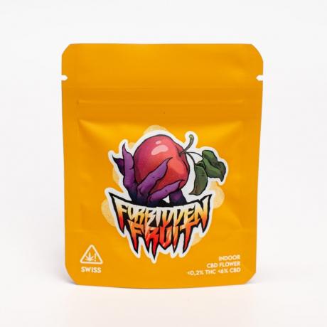 bolsa de cogollos marihuana cbd forbidden fruit
