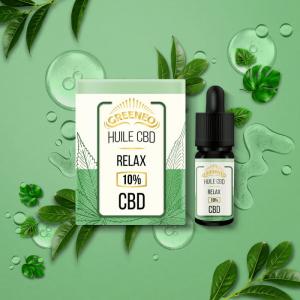 Aceite de cbd relax de greeneo