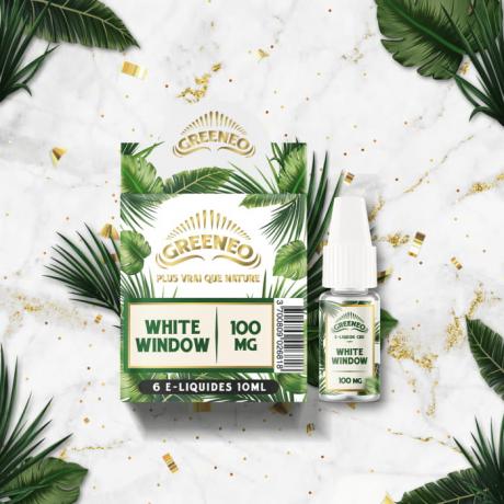 e-liquido cbd white widow de greeneo