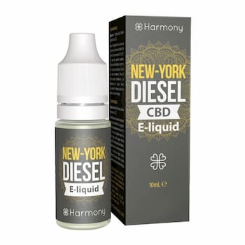 Harmony e-liquid sabor new york diesel